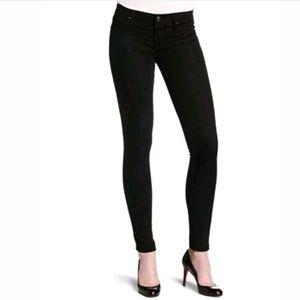 BLANK NYC Black Spray On Skinny Denim Jeans
